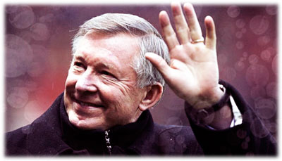 Ferguson, Sir Alex Ferguson. Un referente