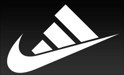 Fusion entre Adidas y Nike. Es posible