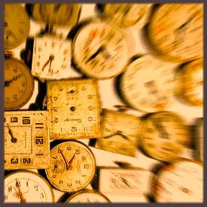 El tiempo es oro. No lo malgastes