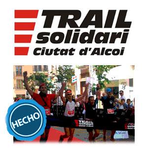 «Trail Solidari Alcoi», una gran experiencia
