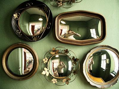 El espejo donde te miras
