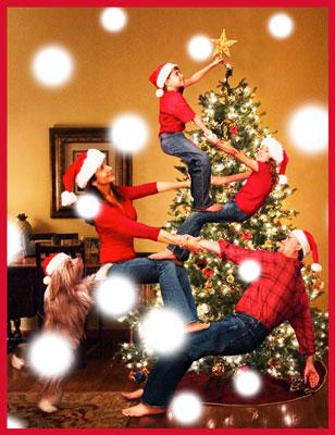 Familia, la protagonista de la Navidad