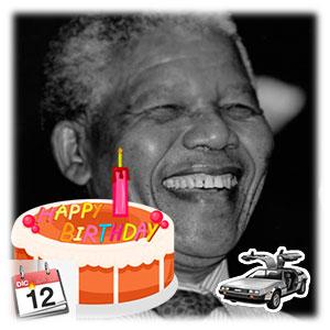 Aniversario del blog y perdida de Mandela