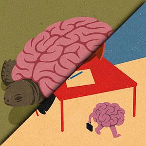 Ilustraciones satiricas, dan que pensar (1)