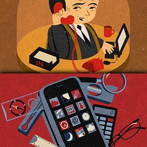 Ilustraciones satiricas, dan que pensar (5)