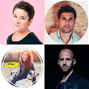 4 bloggers emprendedores