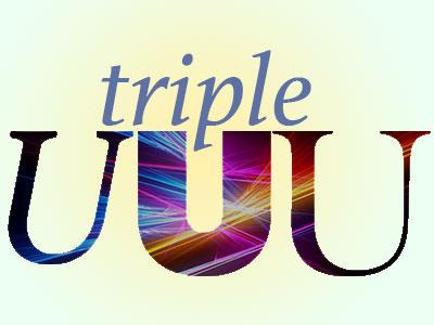 Triple U, la vocal que faltaba.