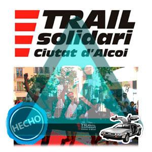 Trail solidari, día de un trabajador