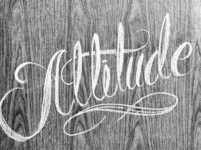 Lo primero que necesitas es actitud