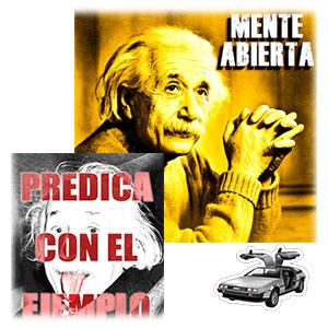 Einstein, ejemplo a seguir