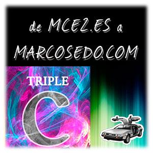 Triple C con cambio de dominio
