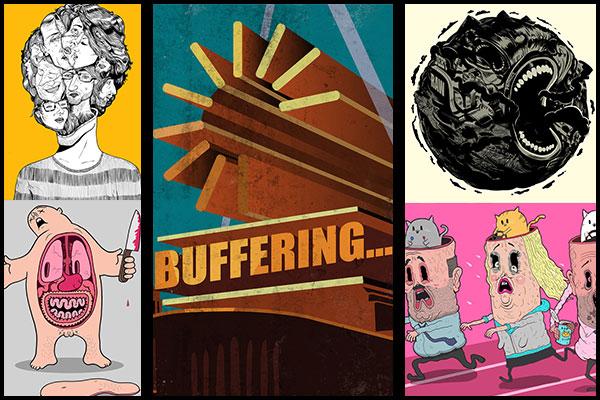 Ilustraciones críticas PLUS – Steve Cutts