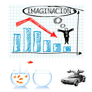 Cambio en la imaginación sin crisis