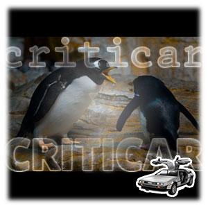 Critico criticando criticado