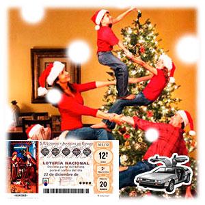 La Navidad empieza con la Lotería