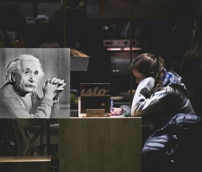 Entiende a Einstein