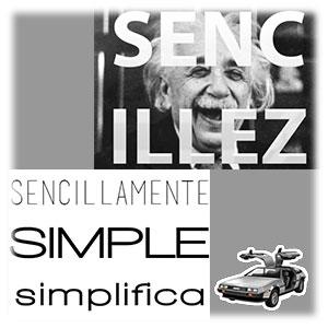 La sencillez de simplificar