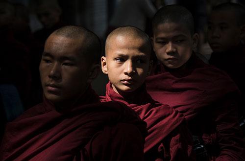 El monje y el hábito