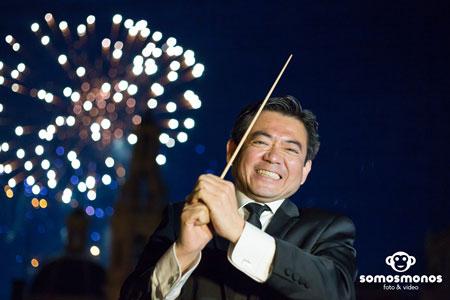 Protagonista del himno, Hiroshi
