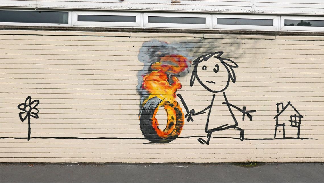 Banksy y la visibilidad
