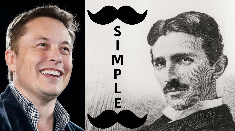 Bigote – Tesla – Elon Musk – Simplifica