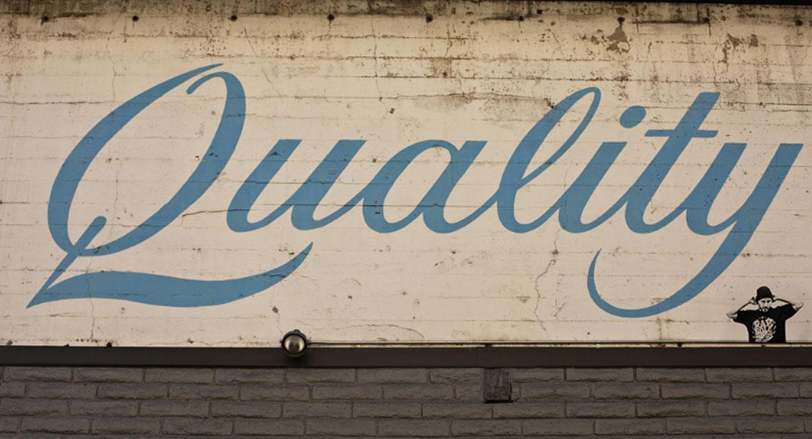 Calidad como cualidad