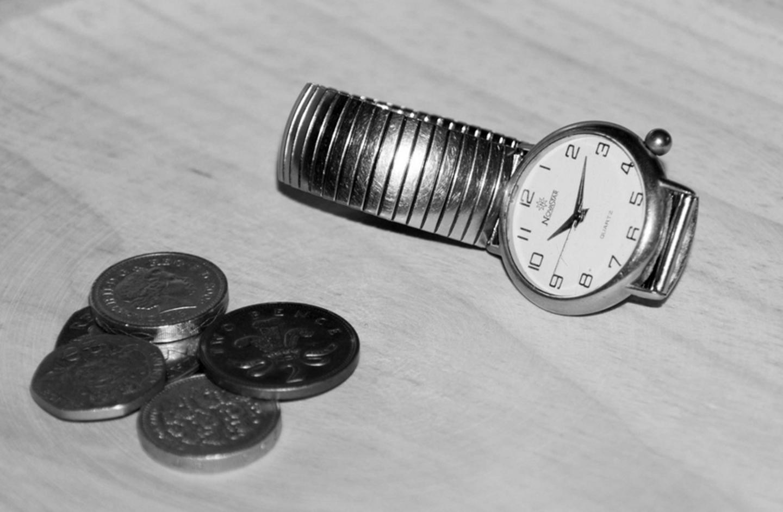 Tiempo = Dinero