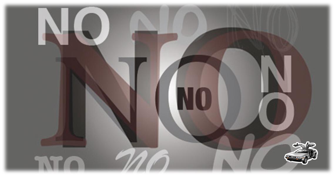 Elige NO y verás sus bondades