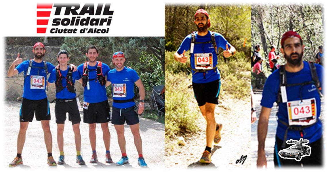 Trail Solidari 2016. Ya hace un año