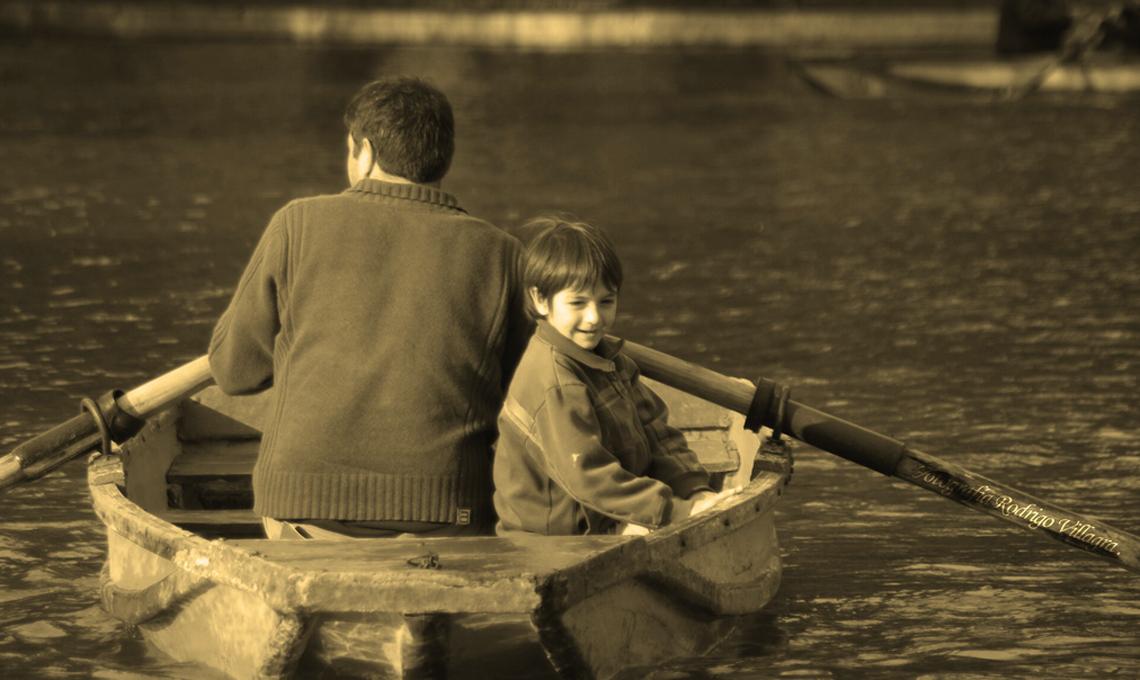 Aprende como padre