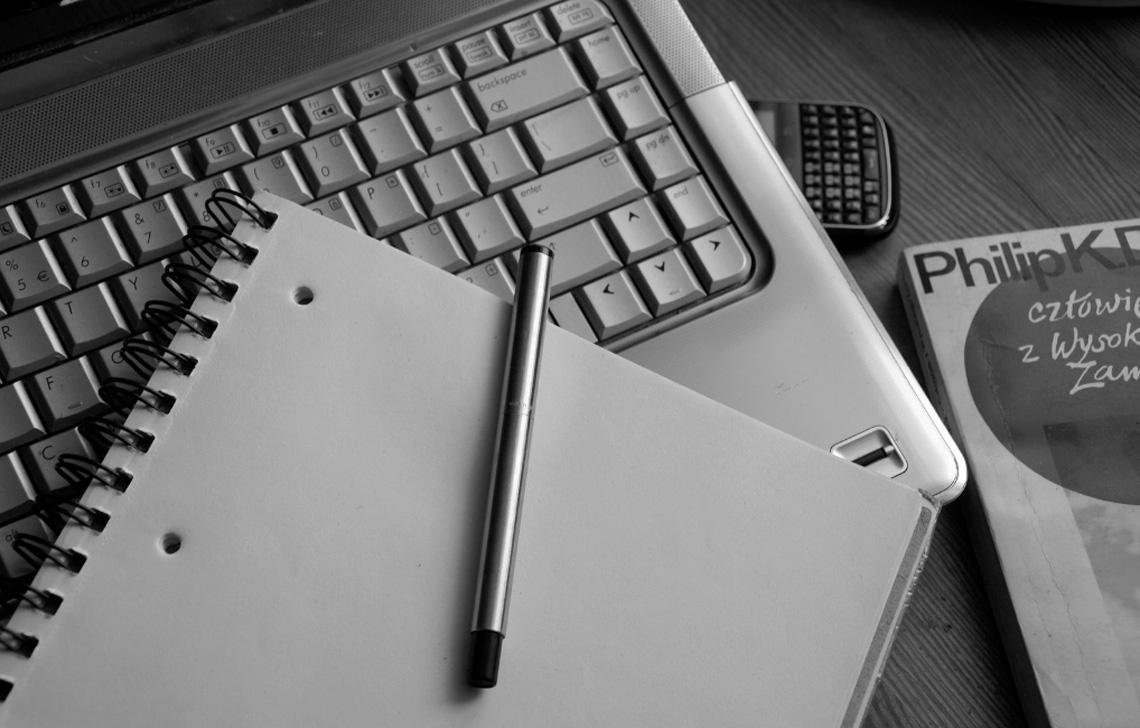 No todo es escribir