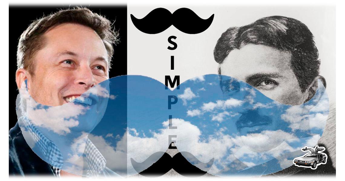 Lo simple de la teoria del bigote