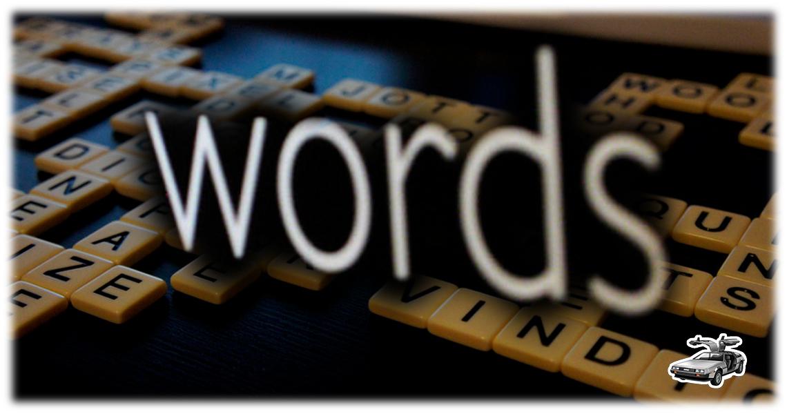 9 herramientas en forma de palabra