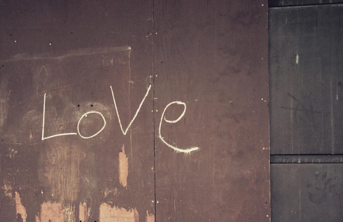 Más amor das, mejor estas.