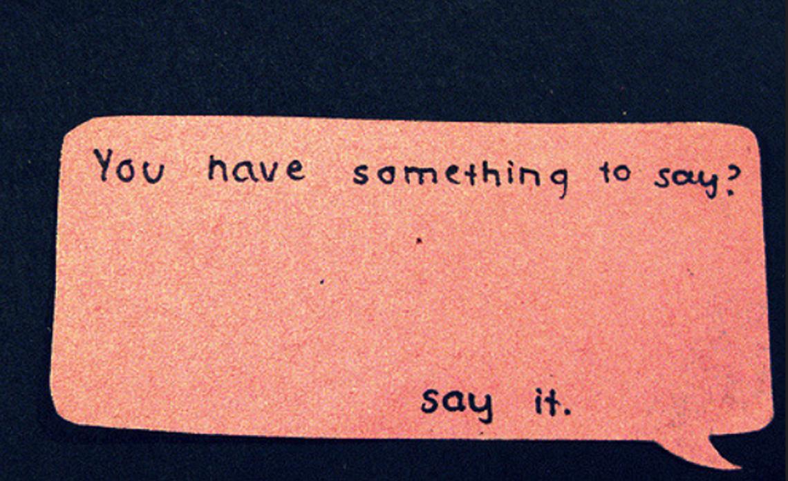 Algo que contar