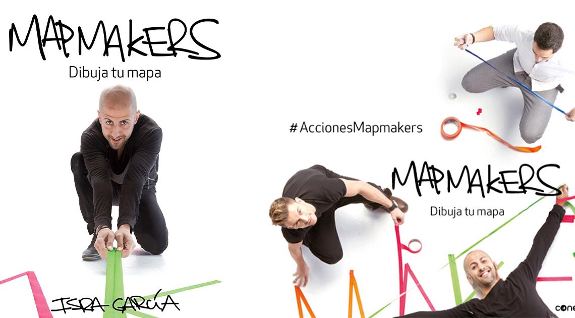 El libro de Mapmakers
