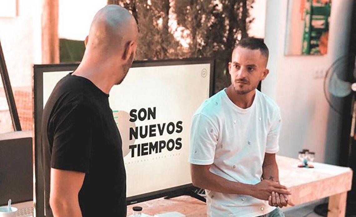 Rubén Ferrández, emociones sencillas