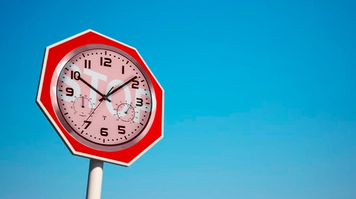 El tiempo para…