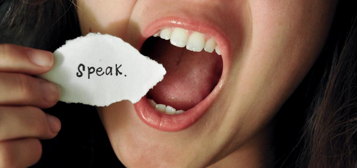 Expresar sin miedo