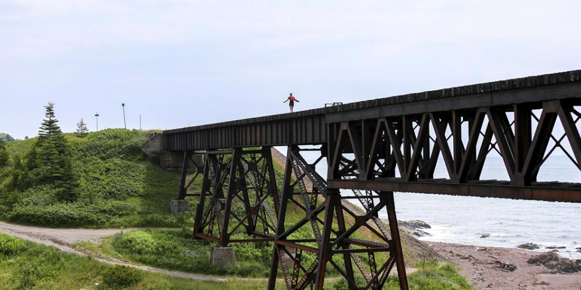 Auto puente
