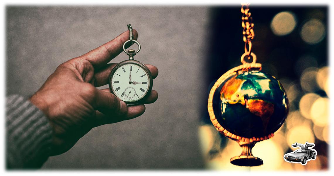Este mundo va pasando el tiempo