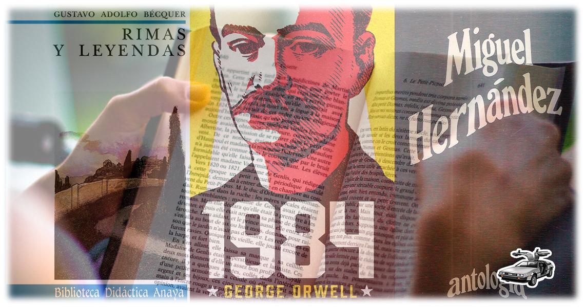 Coincidencias en los libros leídos