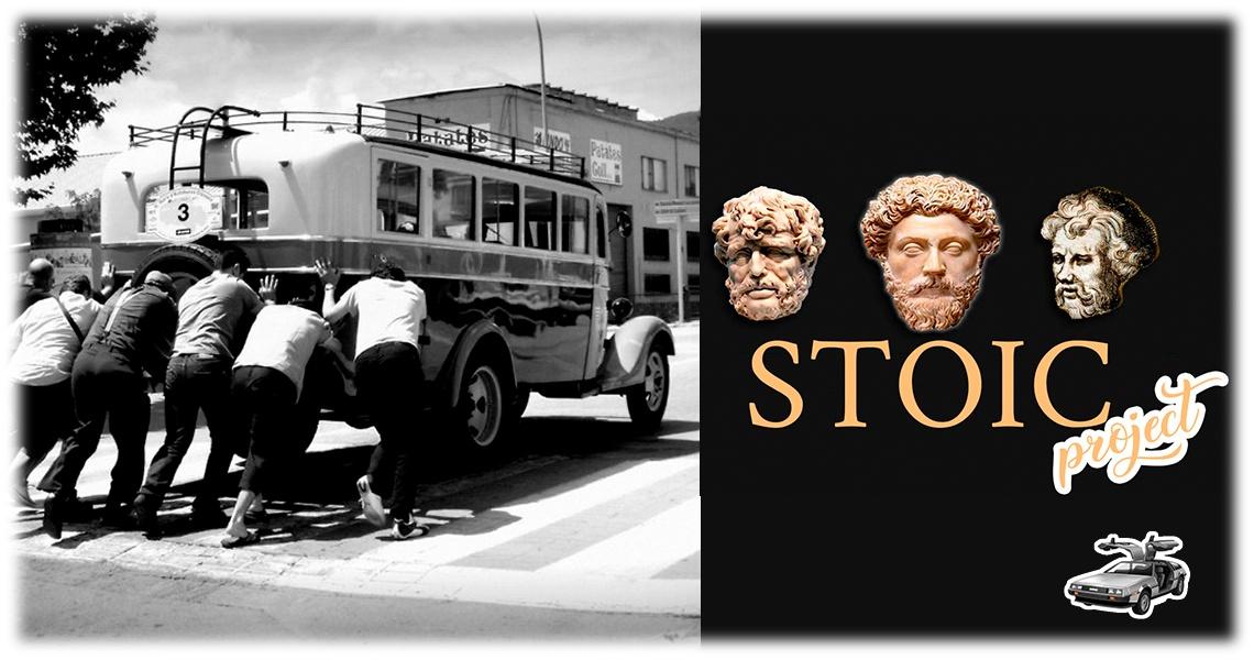 Inspiración de Stoic project