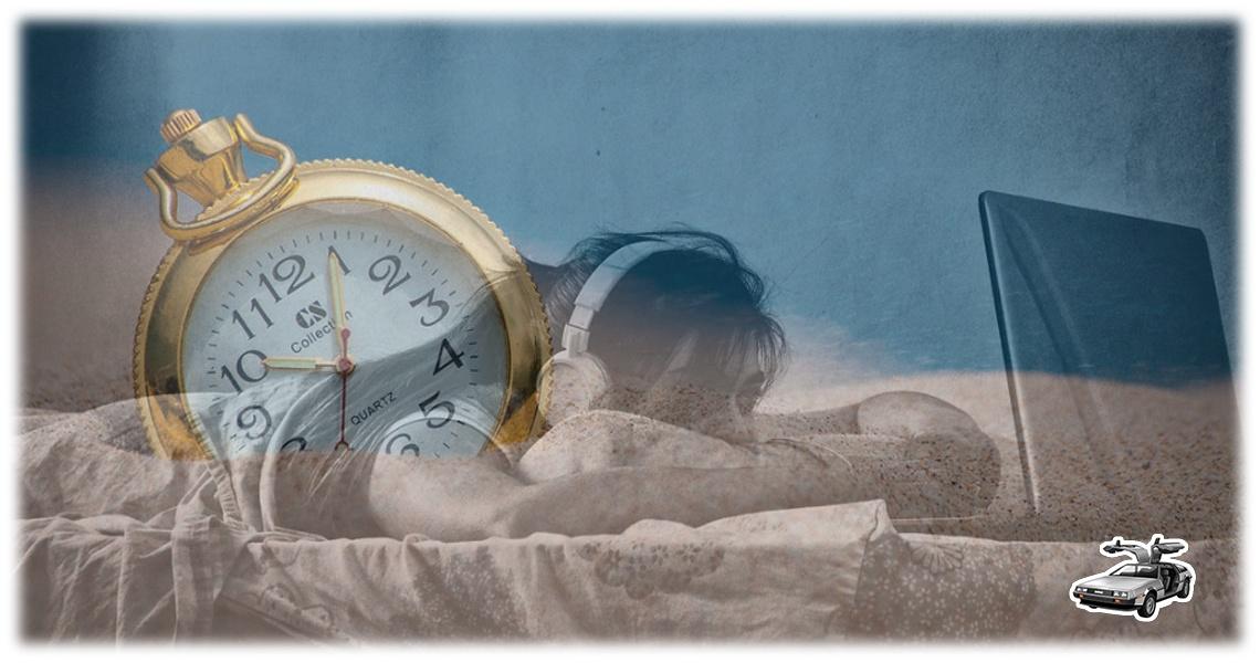 Aislamiento para aislarte del tiempo